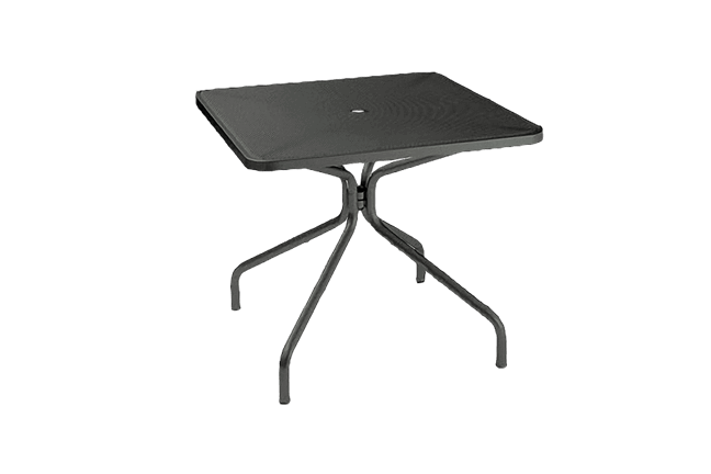 Tremendous Cambi Square Patio Table For Rent Brook Furniture Rental Download Free Architecture Designs Jebrpmadebymaigaardcom